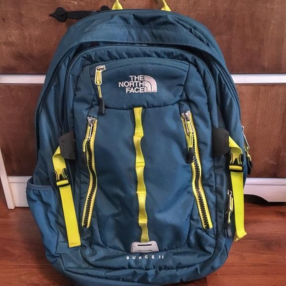 8e13e595c The North Face - Surge II Backpack